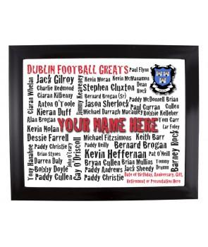 Dublin's Greatest Footballers