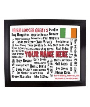 Irish Soccer Greats