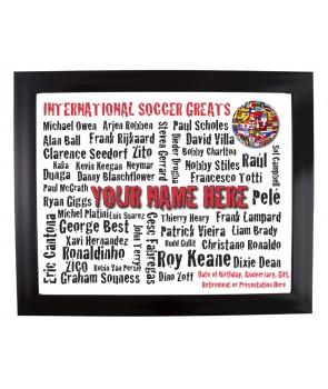 International Soccer Greats