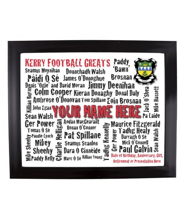 Kerry's Greatest Footballers