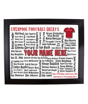 Liverpool FC's Greatest Players