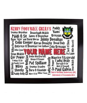 Kerry Football Greats