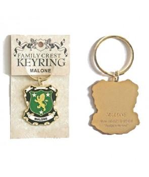 Heraldic Enamel Keyring